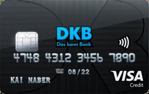 DKB Kreditkarte für Reisen